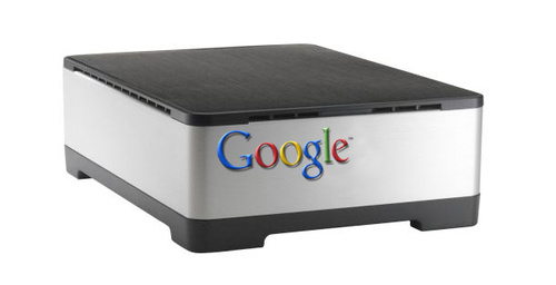 Google TV Box with Dragonpoint