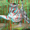 Tigre 3D